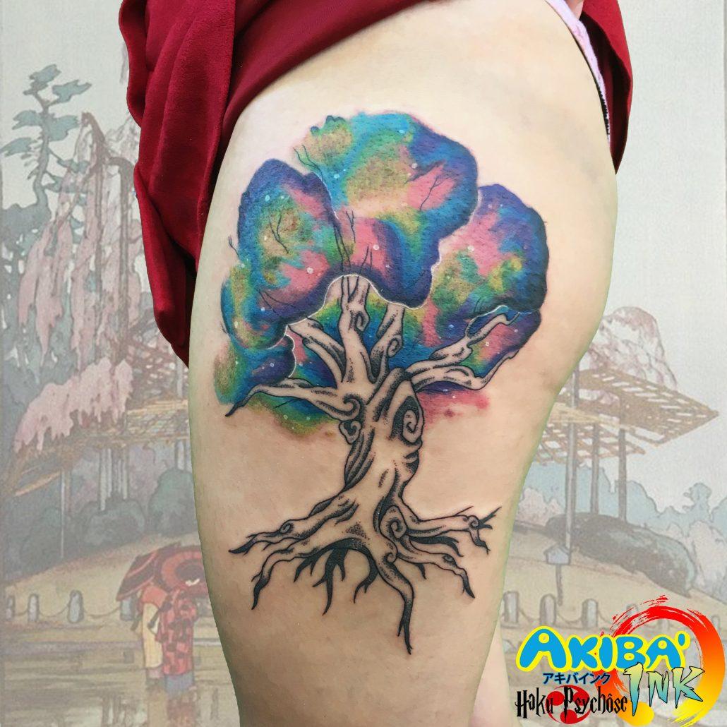 Akiba Ink Tattoo Piercing A Montpellier